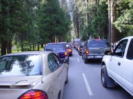current road information in Yosemite