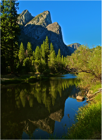 Yosemite Fly Fishing Tour