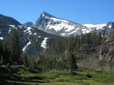High country tours in Yosemite