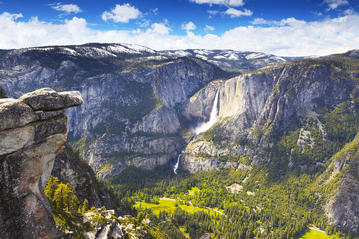 Glacier Point tours