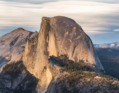 Half Dome hiking tours