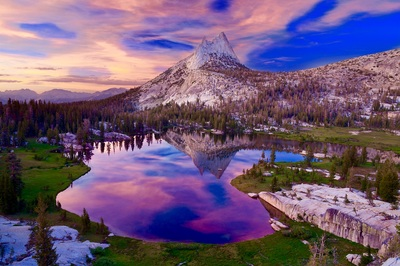 Yosemite high country tours