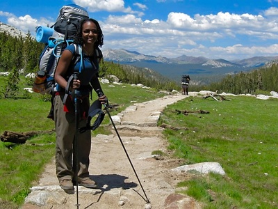 Yosemite backpacking packages