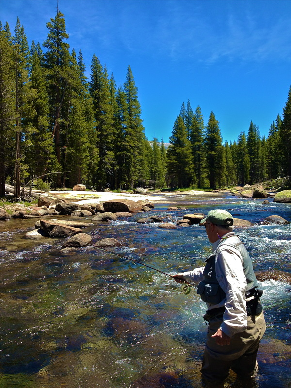 Yosemite fly fishing guide fly fishing in yosemite for All inclusive fishing packages