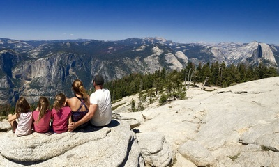 summer sightseeing tours in Yosemite