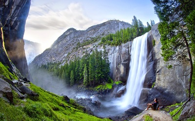 Yosemite waterfall tours